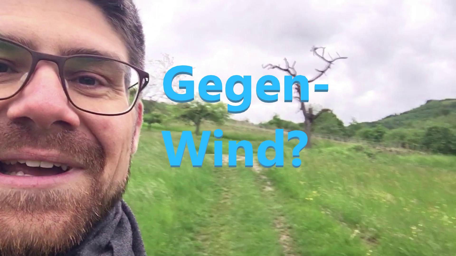 (Gegen-) Wind im Changeprojekt